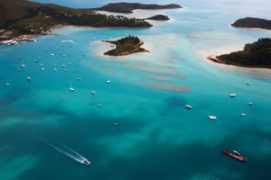 A part of Airlie Beach. Top 10 of the most beautiful beach in the world